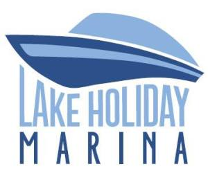 lake holiday marina logo